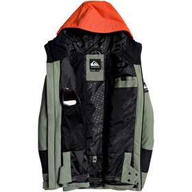 Quiksilver Sycamore Veste Homme, agave green